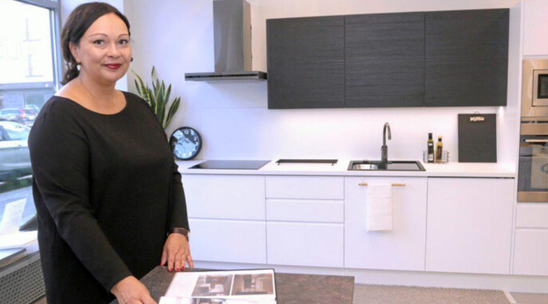 Ninan Kaluste kertoi Aamupostille, millaisia keittiöitä suomalaiset nyt haluavat