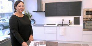 Ninan Kaluste kertoo Aamupostille millaisia keittiöitä suomalaiset haluavat